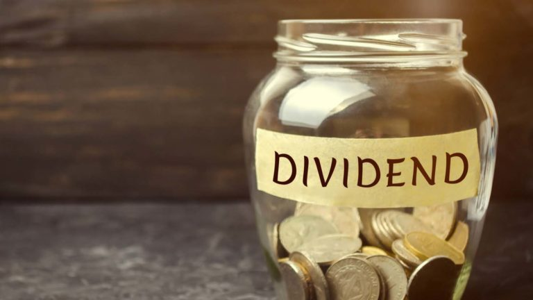 DIVIDENDS NOTICE TO SHAREHOLDERS