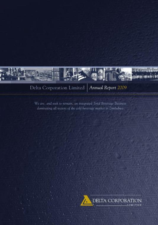 2009 - Delta Annual Report