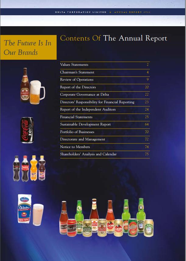 2011 - Delta Annual Report