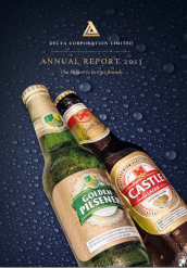 2013 - Delta Annual Report