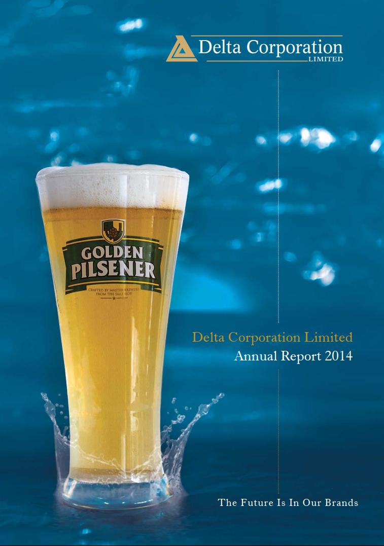 2014 - Delta Annual Report