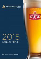 2015 - Delta Annual Report