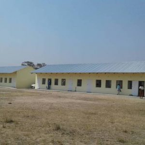 TWO CLASSROOM BLOCKS AT FAIRVIEW