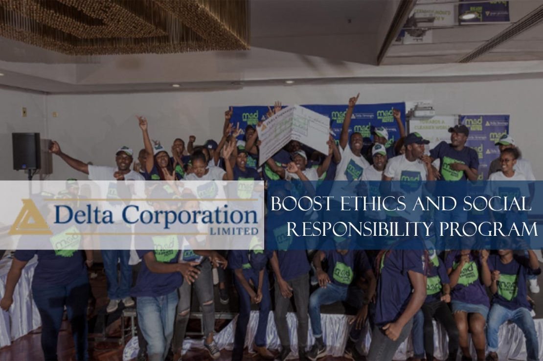 BOOST ETHICS AND SOCIAL RESPONSIBILITY PROGRAM