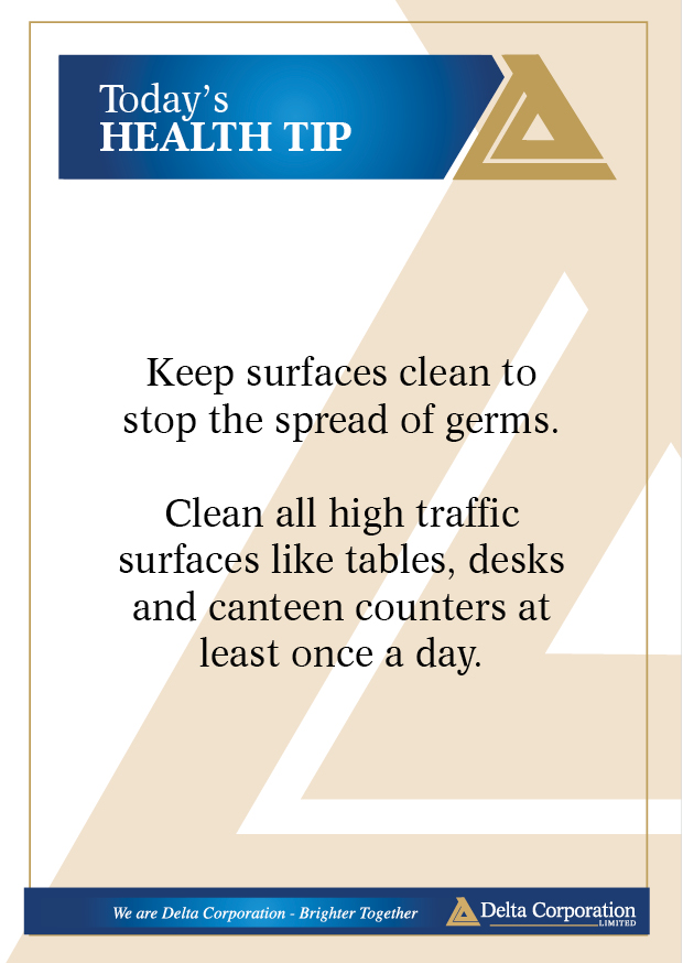 Coronavirus Health Tips