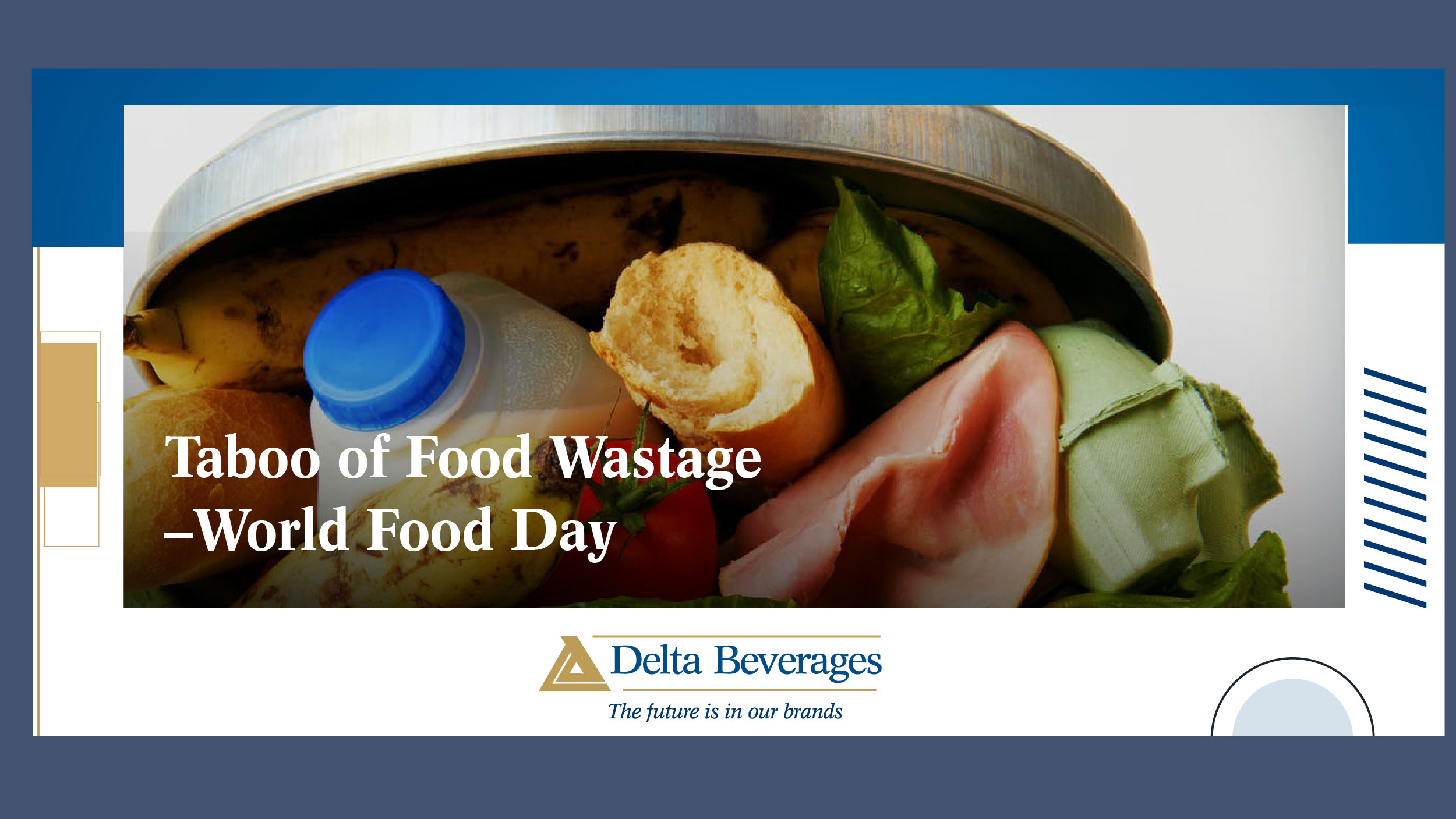 Taboo World of Food Wastage